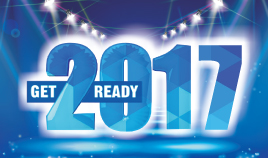 Get ready for 2017 with a new website