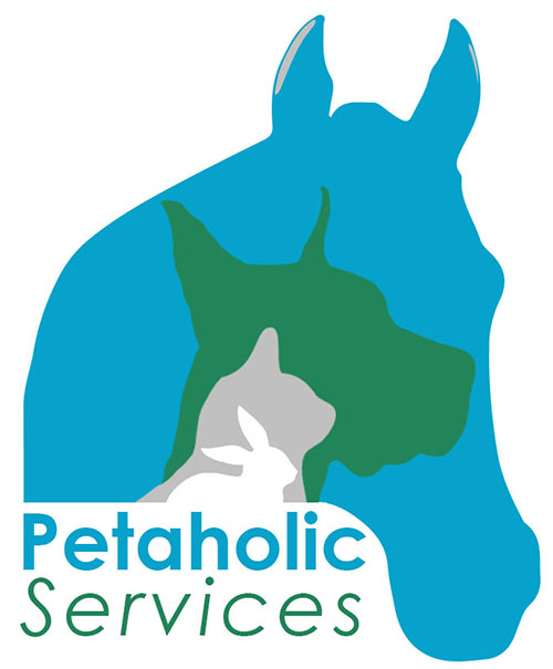 Logo Design for Petaholic Services in Oldham