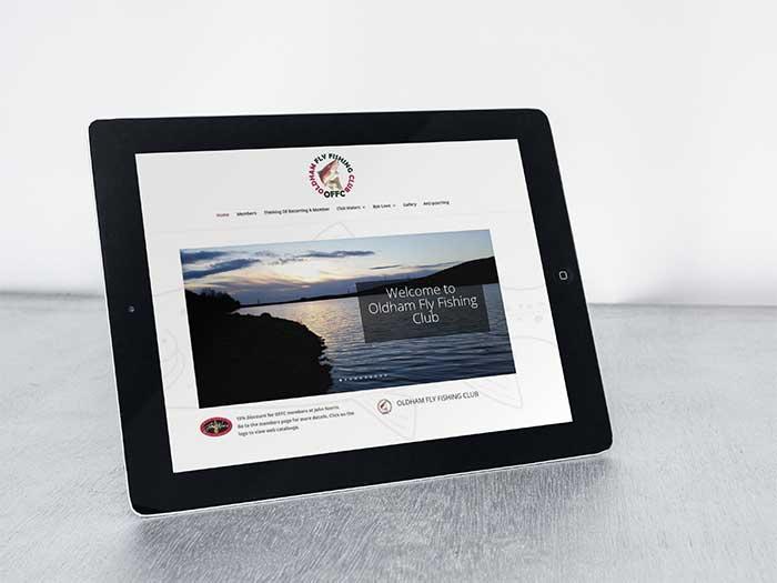 Club Website - Oldham Fly Fishing Club in Oldham