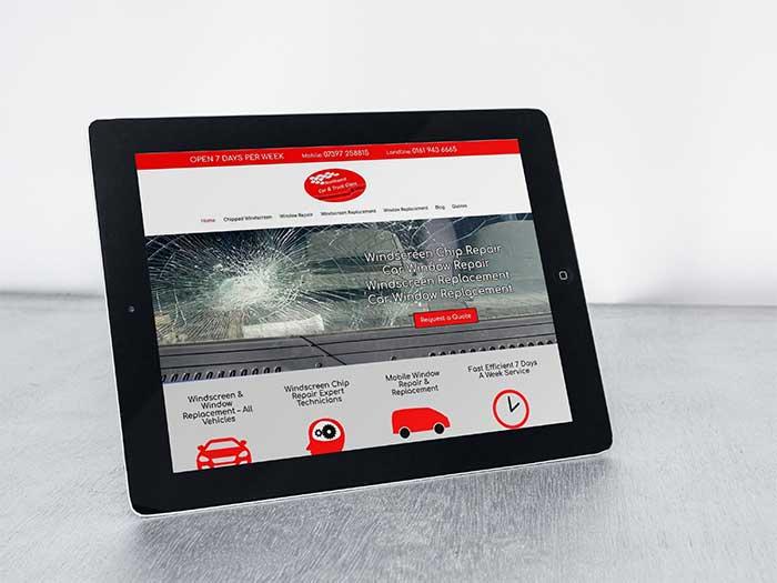 Car Glass Website - Northwest Car & Truck Glass in Prestwich, Manchester