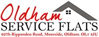 Oldham Service Flats - Logo Designer Oldham