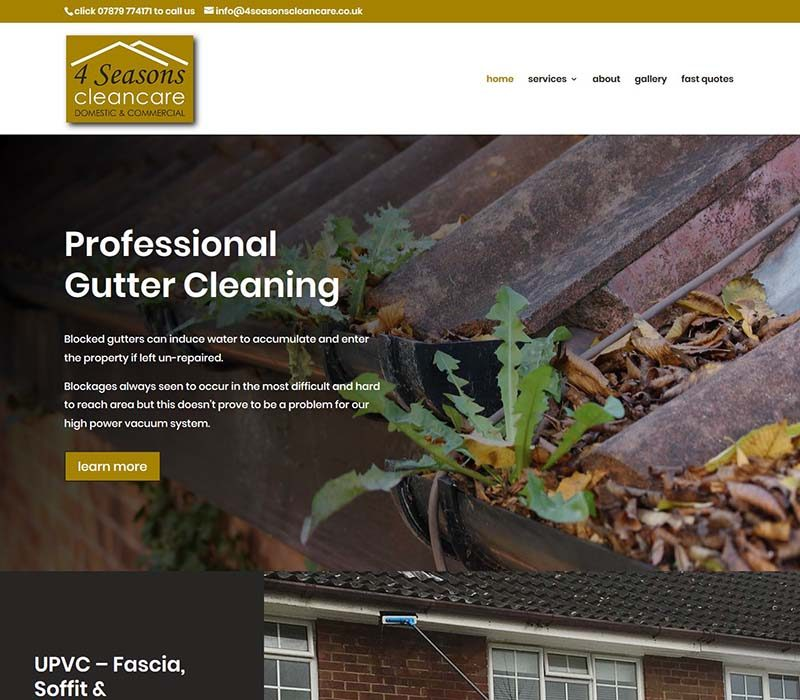 Another New Website Design Live This Week
