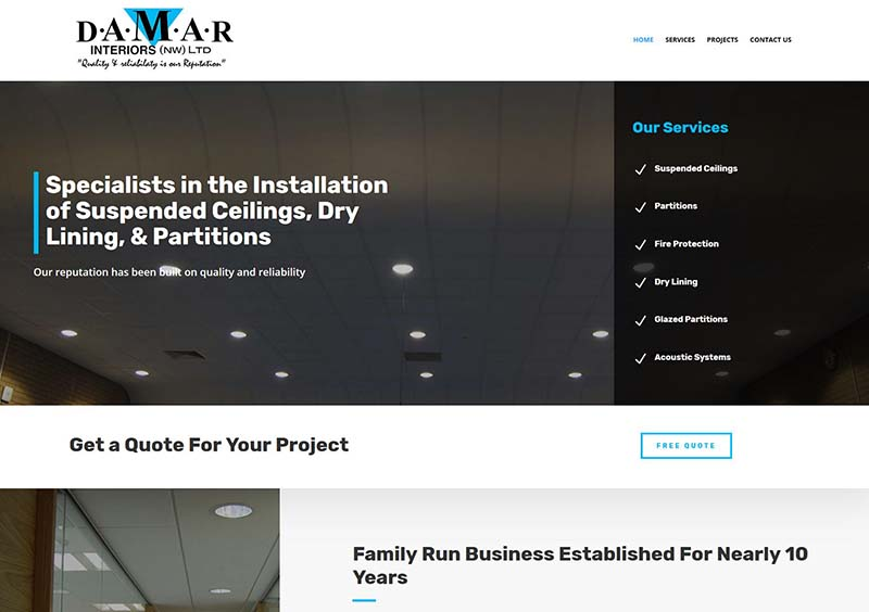 Website Design Rochdale Company