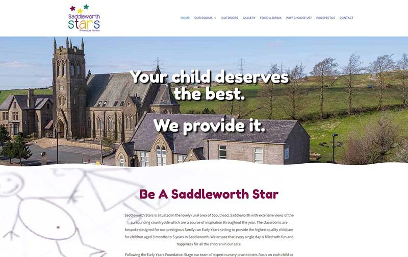 Two New Website Designs
